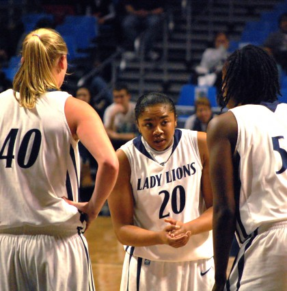 Male Practice Squad Helps Lady Lions See Success