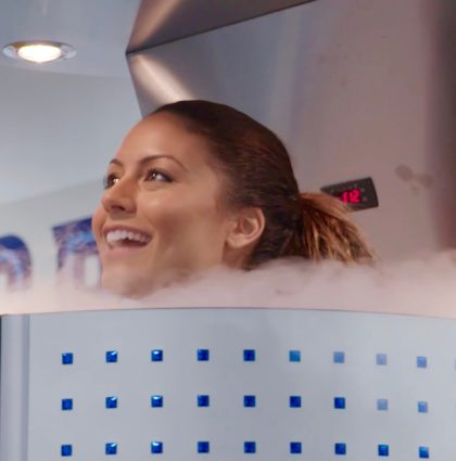 Alexis All-Access: Cryo Tank