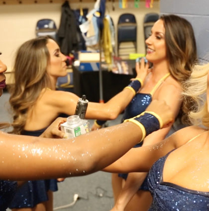 Alexis All-Access: Grizz Girls on Game Day
